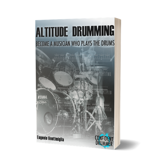1300+ Pages Of Advanced Studies In 12 Volumes Created To Transform You Into A Great Musician Who Play The Drums.