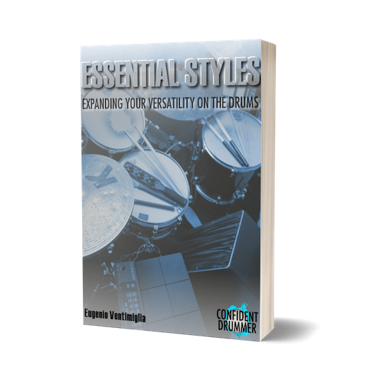 Become A Truly Versatile Drummer.